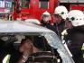 Pokazy ratownictwa drogowego