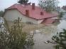 W czasie powodzi...